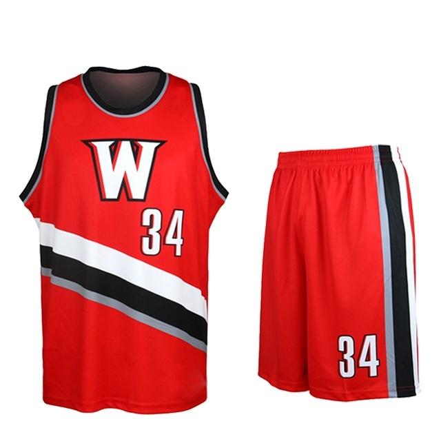 a7775094a Wholesale China basketball sports wear clothing cheap basketball uniform  logo designs