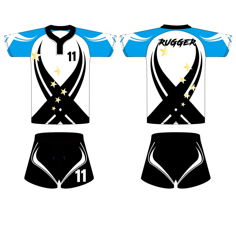 6cb37a5e55f Lowest Factory Price Adult Team Sublimated Custom Design Rugby Shirts