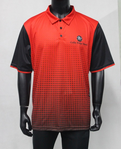 Customized Design Dark Polo Shirt Dark Shirt For Your Team