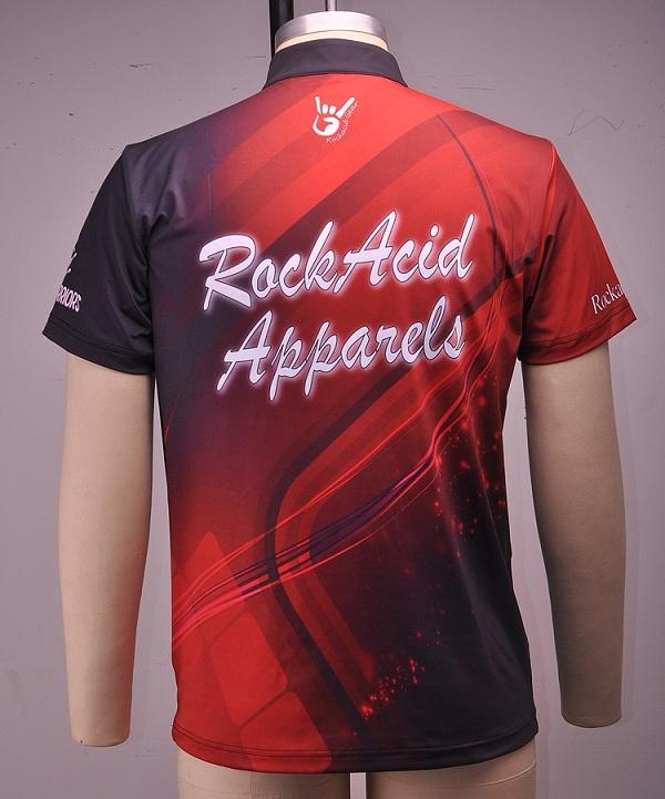 8645e5a8b8a5c Design your own design customized Zipper bowling shirt zipper polo shirt