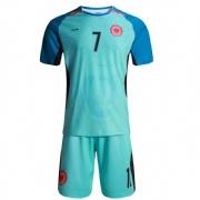 75511b871 Factory Price Football Jersey Uniforms Gym Wear Short Sleeve Men Bulk  Soccer Jerseys
