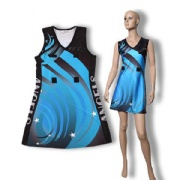 stretch fabric netball uniforms,team netball dresses,cheap netball dress