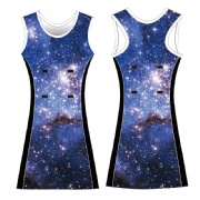 Factory Sublimation Cheap Netball Jersey Skirts Dresses Uniforms
