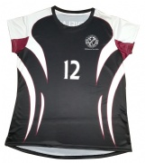 2018 ladies volleyball jersey